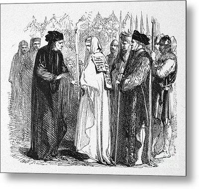Shakespeare: Henry Vi Metal Print by Granger