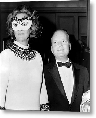 Truman Capote 1924-1984, Southern Metal Print by Everett