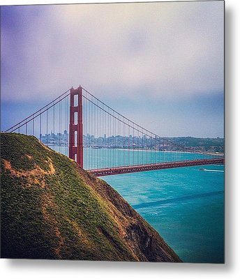 Instagram Photo Metal Print by Kevin Henney