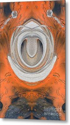 Paint Work Metal Print by Odon Czintos