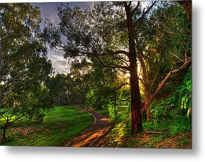 Rural Australia Metal Print by Imagevixen Photography
