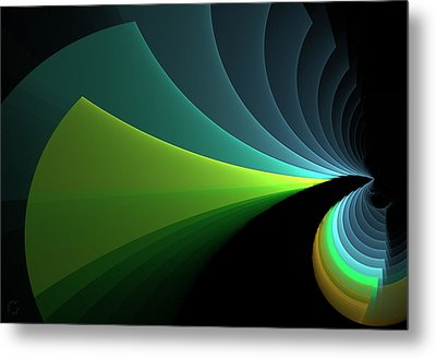 743 Metal Print by Lar Matre