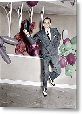 A Damsel In Distress, Fred Astaire, 1937 Metal Print by Everett