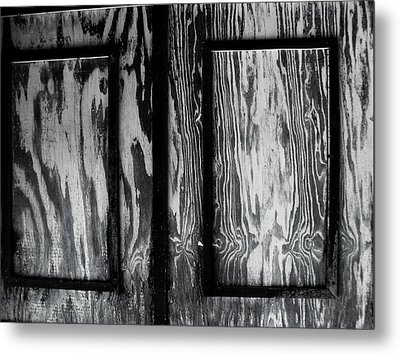 Abstract-25 Metal Print by Todd Sherlock