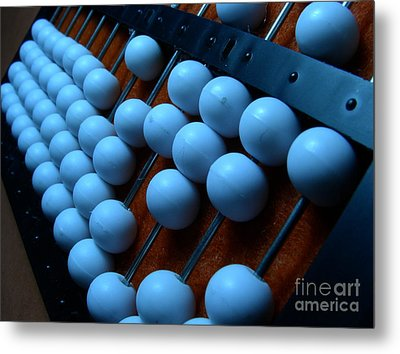 Accountant Metal Print by R Kyllo
