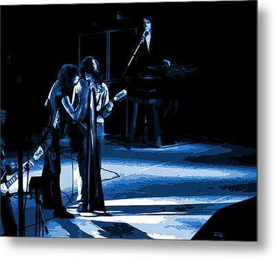 Aerosmith In Spokane 12a Metal Print by Ben Upham