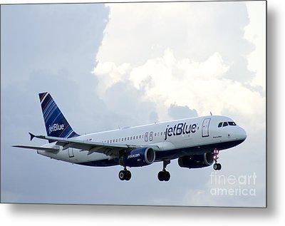 Airplane Metal Print by Blink Images