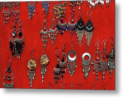 All Ears Metal Print by Lorraine Devon Wilke