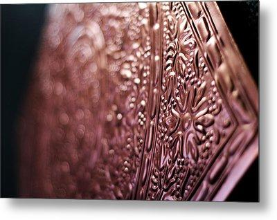 Arabic Ornament Metal Print by Devon VP