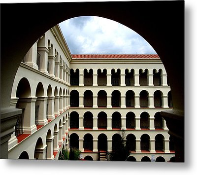 Arches Many Metal Print by James Granberry