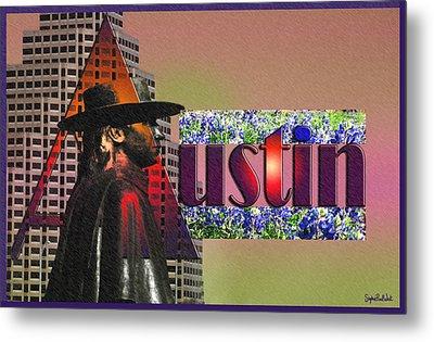 Austin City Limits Metal Print by Stephen Paul West