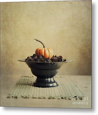 Autumn Metal Print by Priska Wettstein
