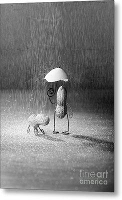 Bad Weather 01 Metal Print by Nailia Schwarz