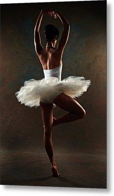 Ballerina Metal Print by Tonino Guzzo