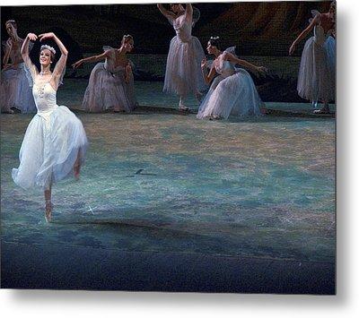 Ballerinas At The Vaganova Academy Metal Print by Richard Nowitz