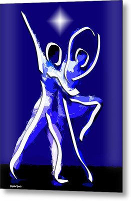 Ballet Metal Print by Stephen Younts