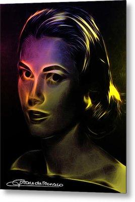 Beauty Forever Metal Print by Stefan Kuhn