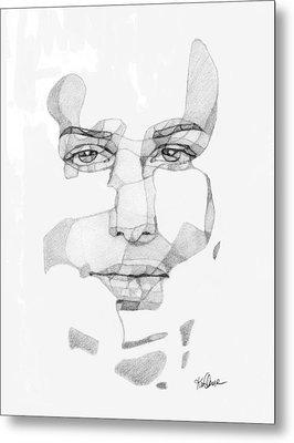 Beauty  Metal Print by Karen Clark