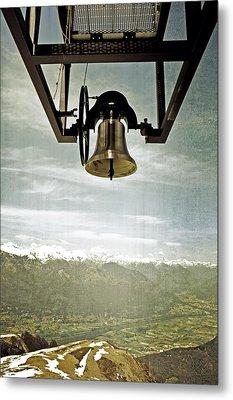 Bell In Heaven Metal Print by Joana Kruse