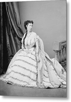 Belle Boyd 1844-1900, Was A Confederate Metal Print by Everett