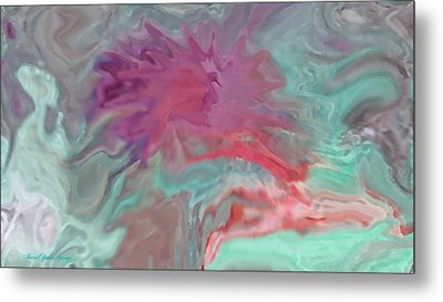 Beyond The Sea And Universe Metal Print by Sherri  Of Palm Springs