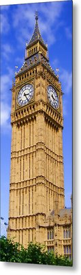 Big Ben Metal Print by Roberto Alamino