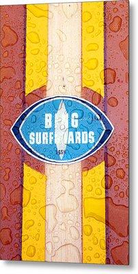 Bing Surfboards Metal Print by Ron Regalado