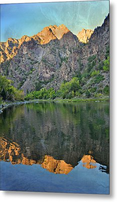 Black Canyon 4 Metal Print by Marty Koch