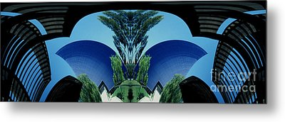 Blue Arches Metal Print by Paul W Faust -  Impressions of Light