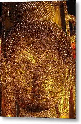 Buddha  Metal Print by Prasenjit Dhar