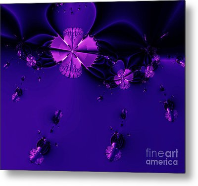 Bumble Beez . S19 Metal Print by Wingsdomain Art and Photography
