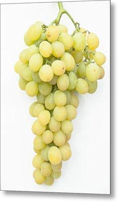 Bunch Of Grapes Metal Print by Maj Seda