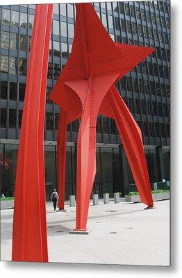 Calder-3 Metal Print by Todd Sherlock