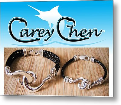 Carey Chen Jewelry Metal Print by Carey Chen