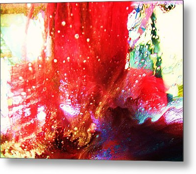 Carwash-3 Metal Print by Todd Sherlock