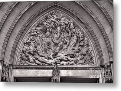 Cathedral Ex Nihilo Metal Print by Susan Isakson