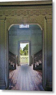 Charleston Drayton Hall 18th Century Metal Print by Rob Tilley