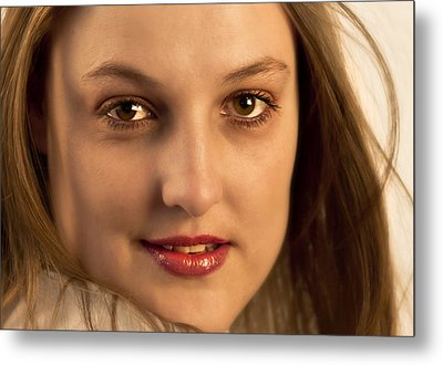 Cheree Metal Print by Ronel Broderick