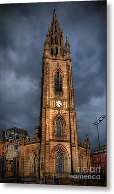 Church Of Our Lady - Liverpool Metal Print by Yhun Suarez