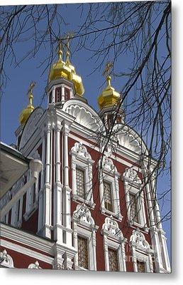 Churches Russia6 Metal Print by Yury Bashkin