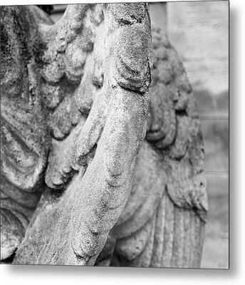 Close Up Of Wing Of Statue, Germany Metal Print by This Is About My Way To See Light & Form In 2 Dimensions