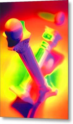 Columns  Metal Print by Mauro Celotti