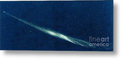 Comet Ikeya Seki, 1965 Metal Print by Science Source