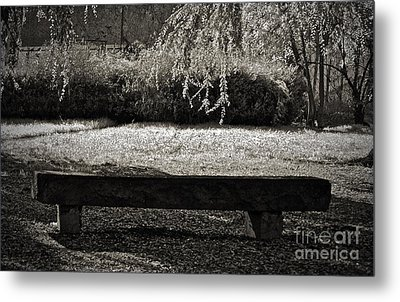 Concurrence Of Causes Metal Print by Gwyn Newcombe