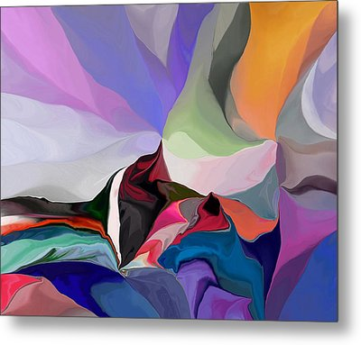 Conjuncture Metal Print by David Lane