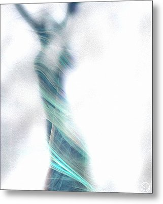 Dance To Meet The Morning Metal Print by Gun Legler