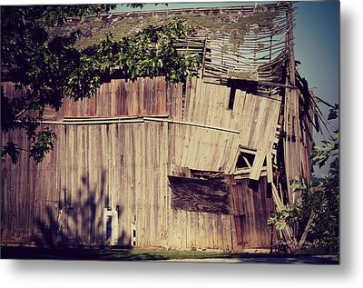 Days Gone By Metal Print by Paulette B Wright