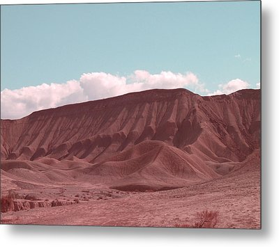 Death Valley Metal Print by Naxart Studio