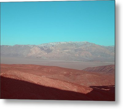Death Valley View 3 Metal Print by Naxart Studio