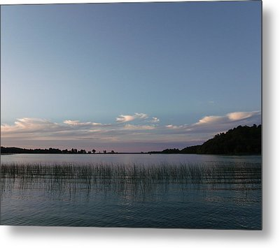 Delightful Dusk Metal Print by Brian  Maloney